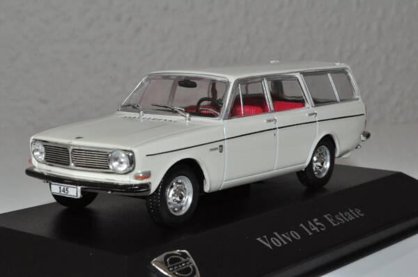145 Estate #12 uit Atlas Volvo Collection