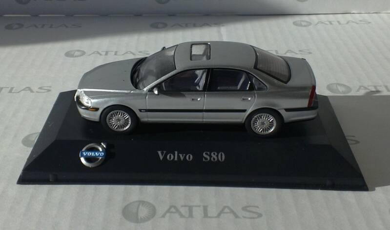 S80 uit Atlas Volvo Collection #44
