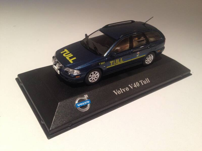 V40 TULL uit Atlas Volvo Collection #79