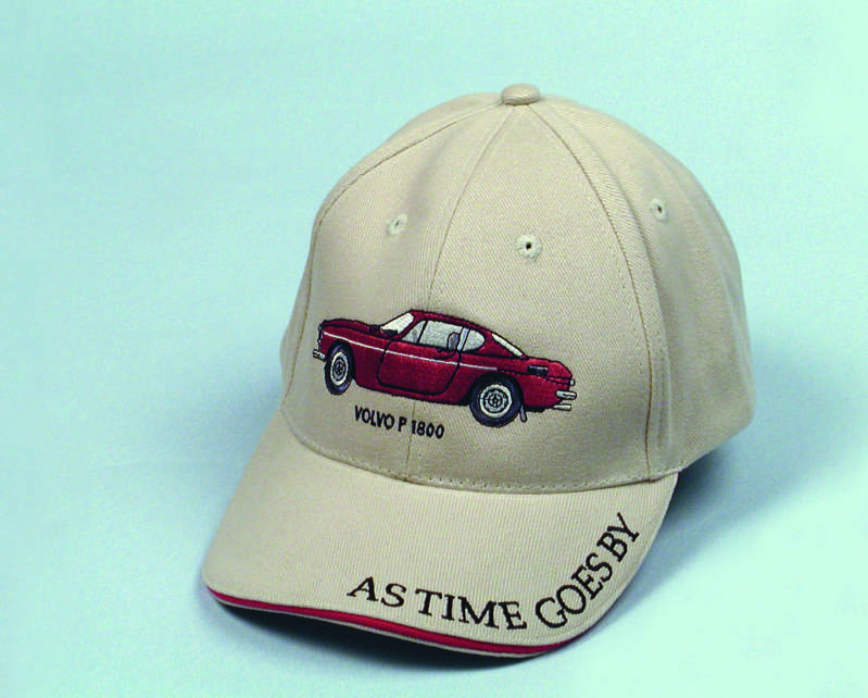 Cap, As time goes by - P1800