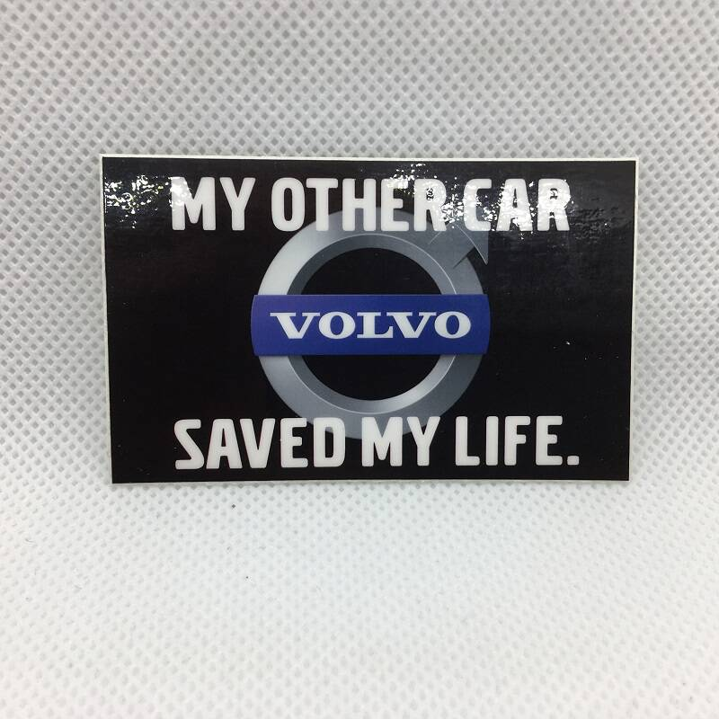 Saved my life sticker