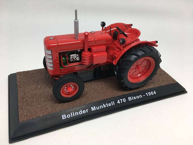 VOLVO 470 Bison Tractor