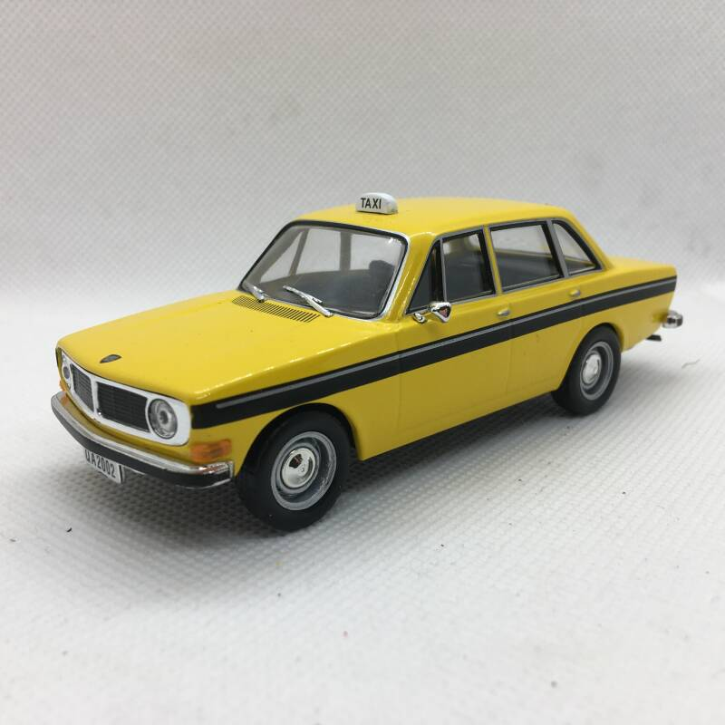 144 Taxi Stockholm 1970