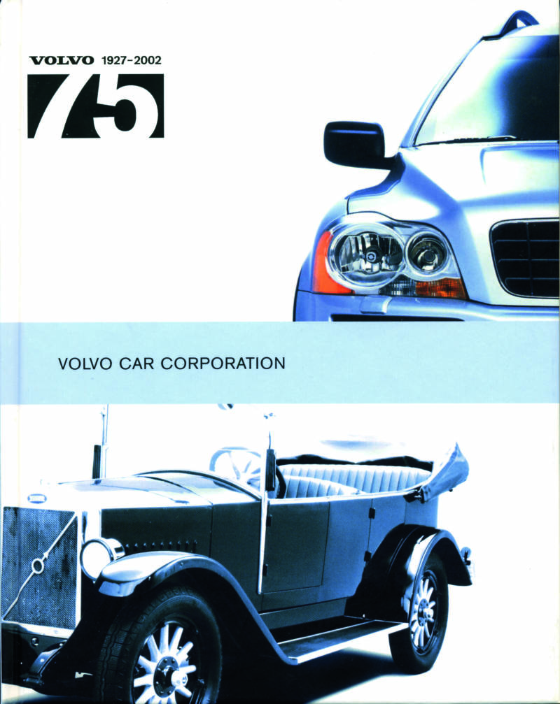 Volvo Yearbook 1927 - 2002