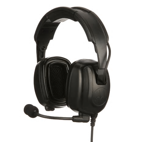 Noise Canceling Over-The-Head Heavy Duty Headset - TIA4950 approved (PMLN7465A)