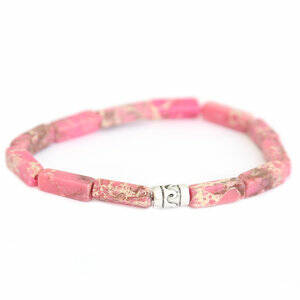 Beachlife Armband Roze - Love Ibiza