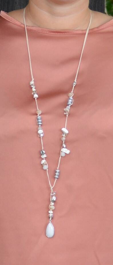 Lange ketting Bijoux Just a Touch