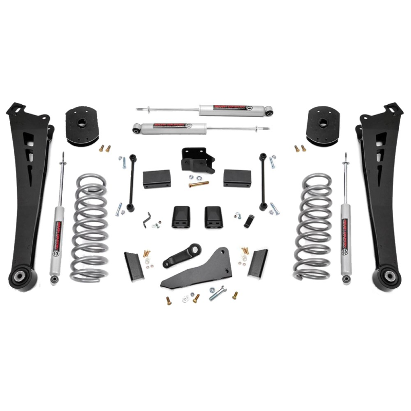Rough Country 4.5'' lift kit Ram 2500 2014-2018
