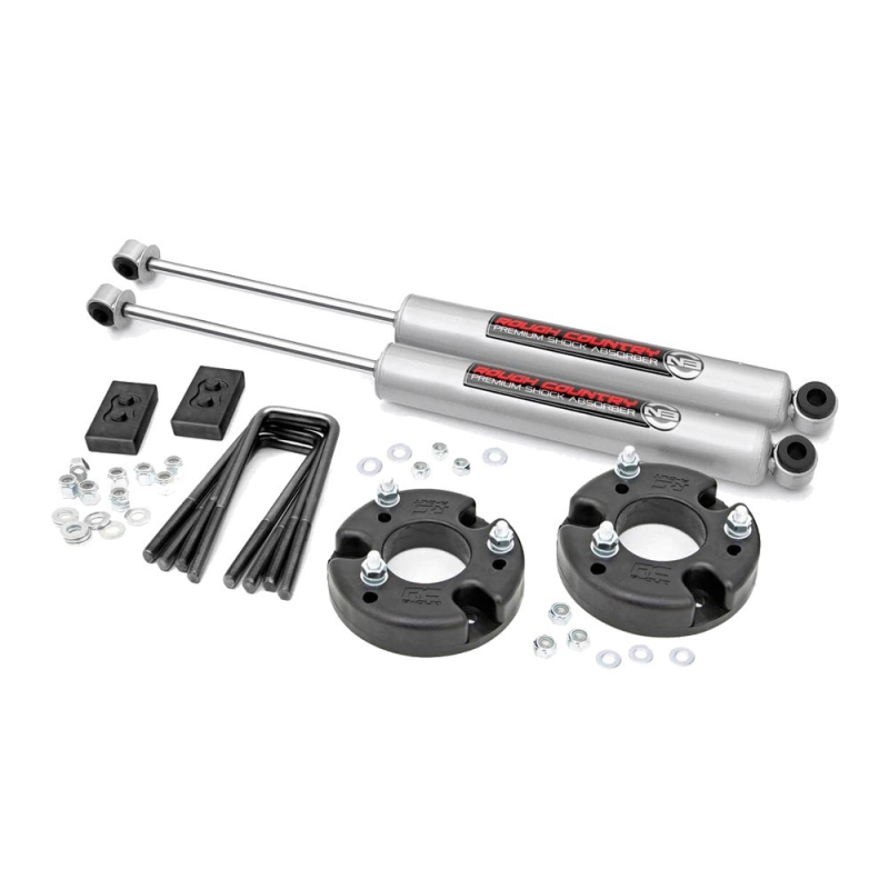 Rough Country Leveling kit 2'' F150