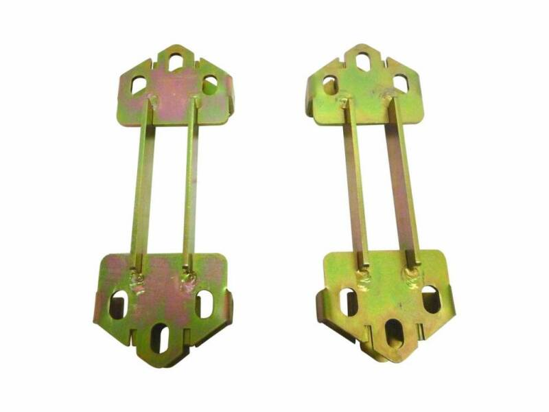 """Pair of 1"""" bump stop spacers for DEF/D1/RRC"""