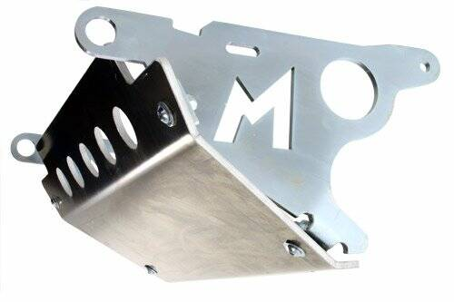 STEERING GUARD - LHD - ALLOY - Suitable for All Defenders