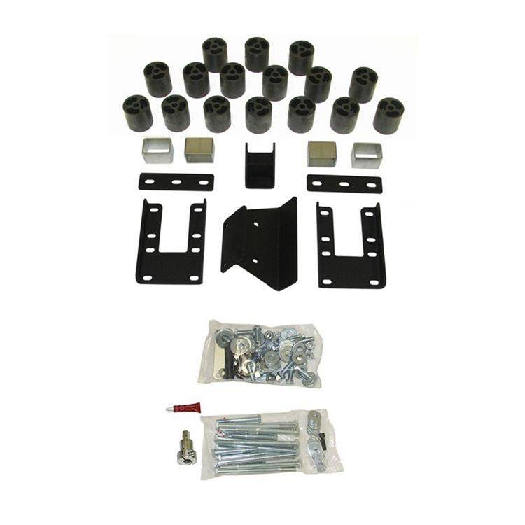 Rough Country 3'' body lift 1500 2009-2012