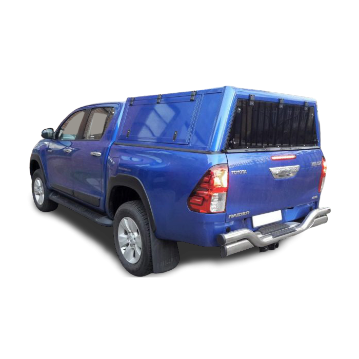Big Country Canopy Toyota Hi Lux Revo 2016 tot heden D/cab