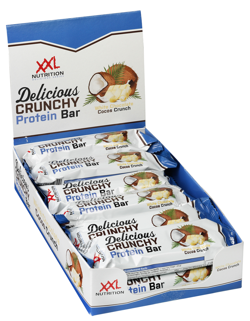 Delicious Protein Bar 12st