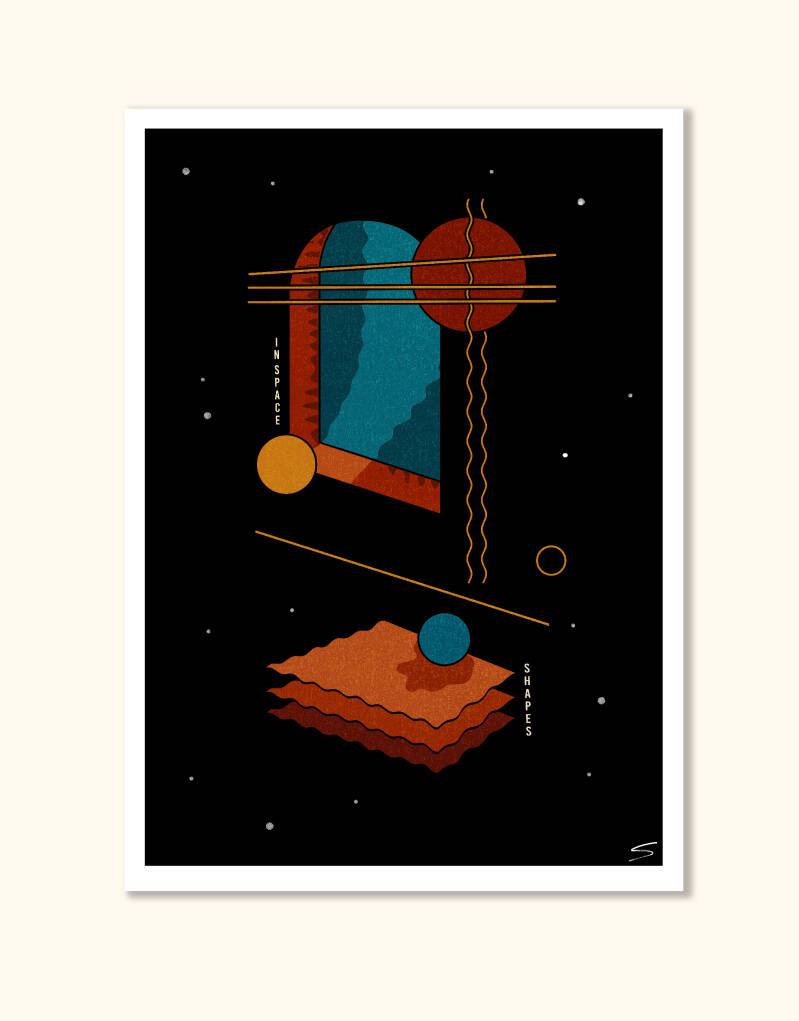 Shapes in Space: The Blinds