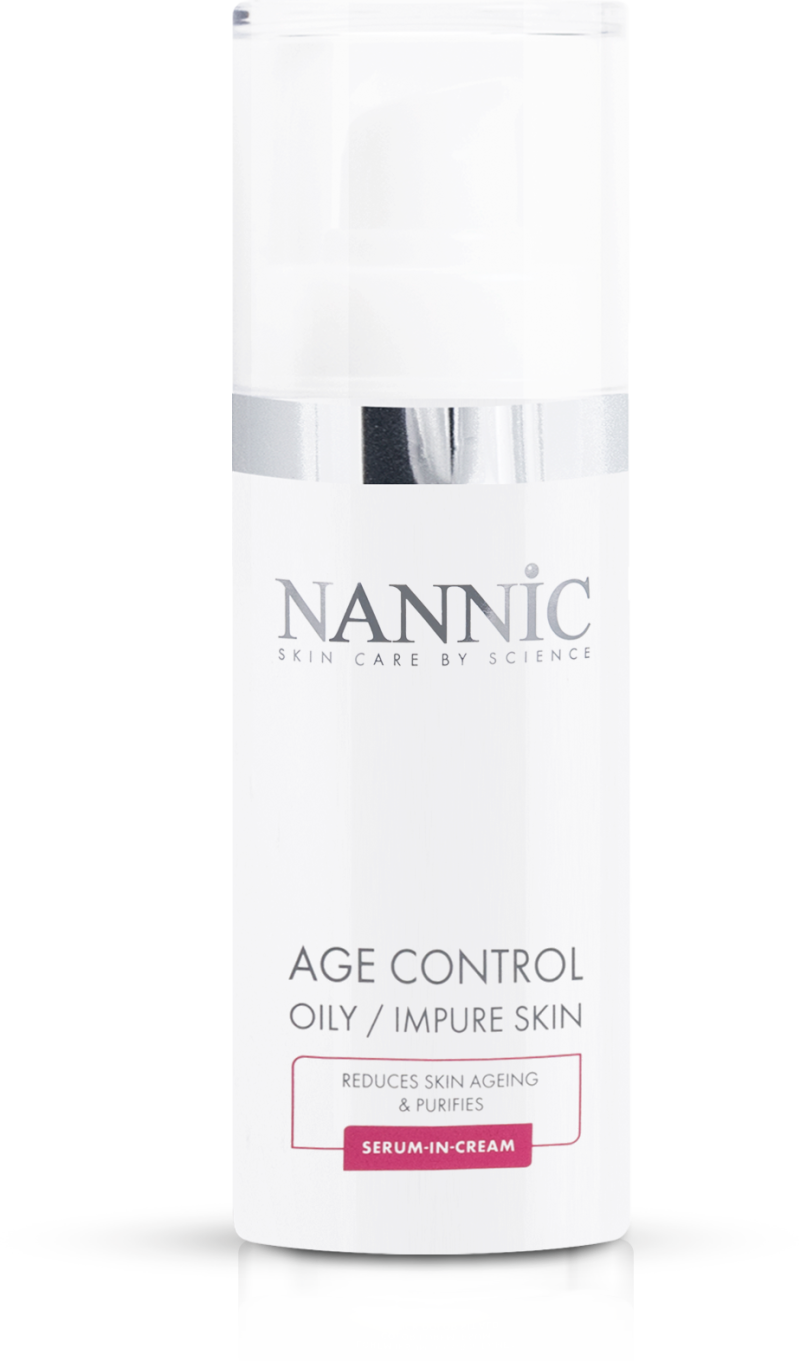 Age Control - Oily/Impure Skin 15ml