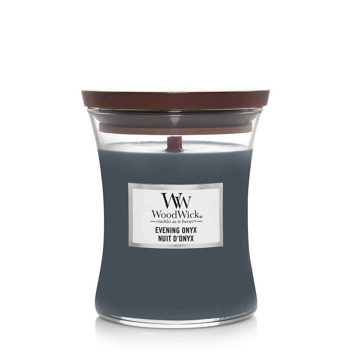 Evening Onyx Medium Candle