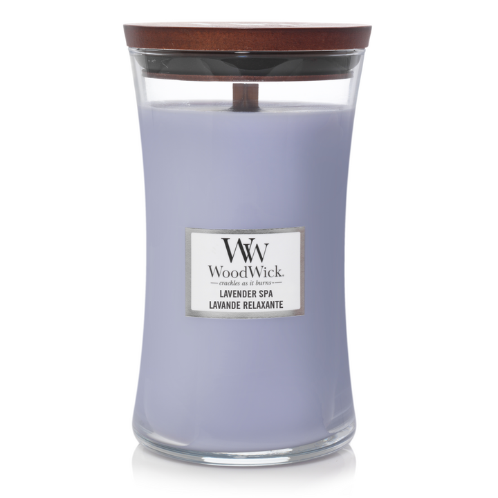 Lavender Spa Large Candle