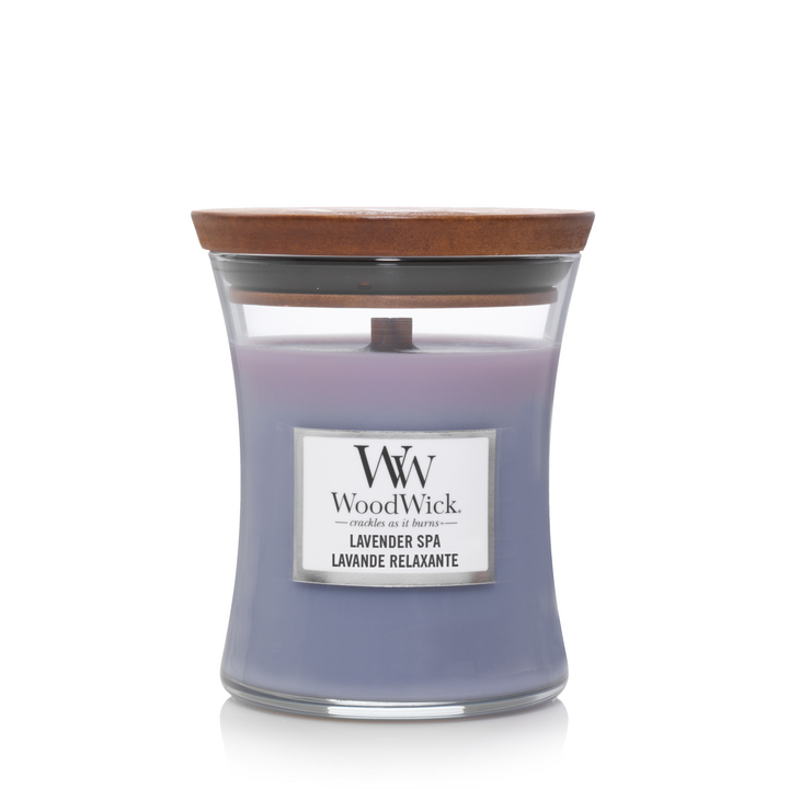 Lavender Spa Medium Candle