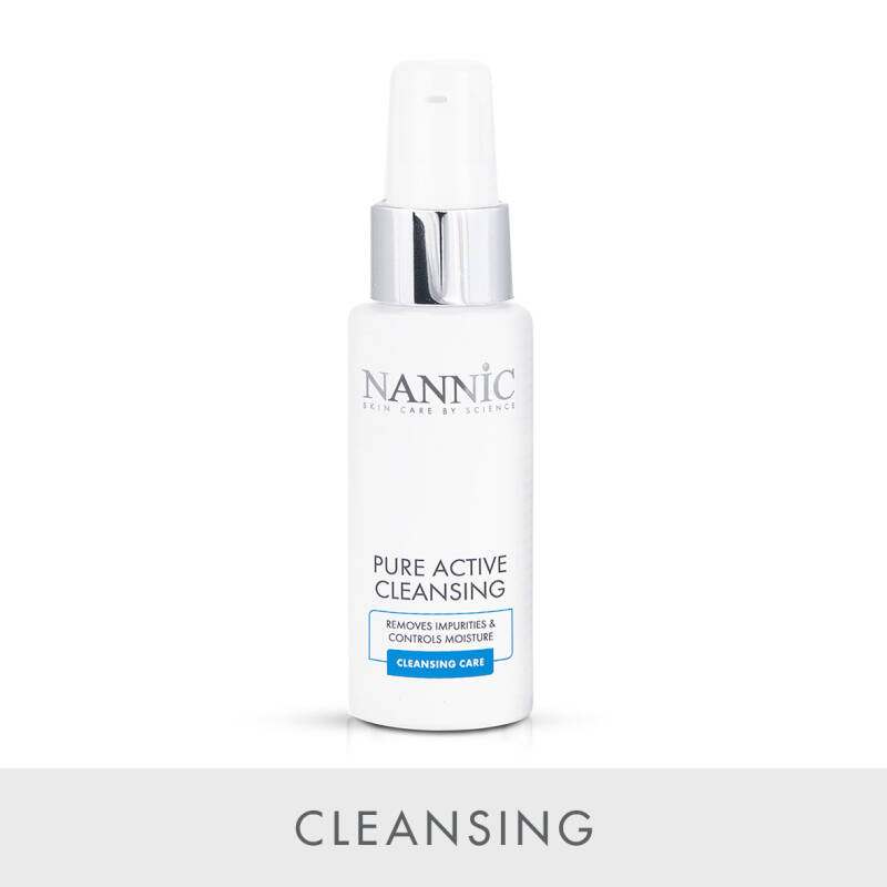 Pure Active Cleansing 50ml - Travel Size