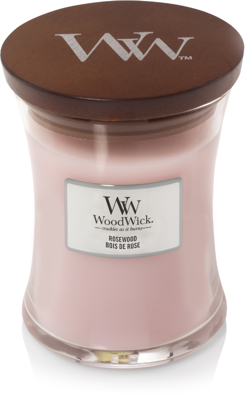 Rosewood Medium Candle