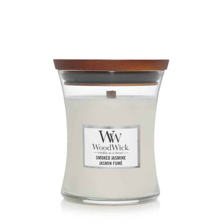 Smoked Jasmine Medium Candle