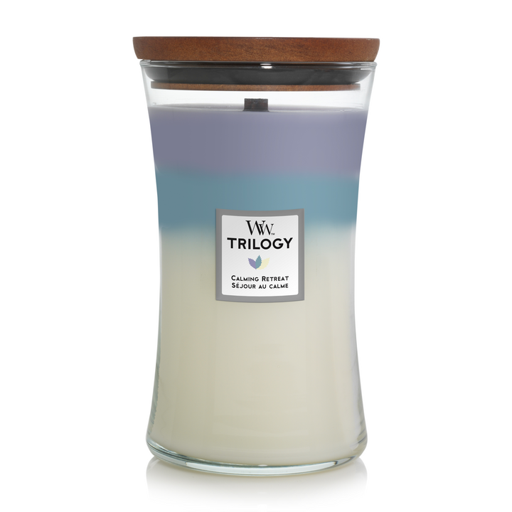 Trilogy Calming Retreat Large Candle