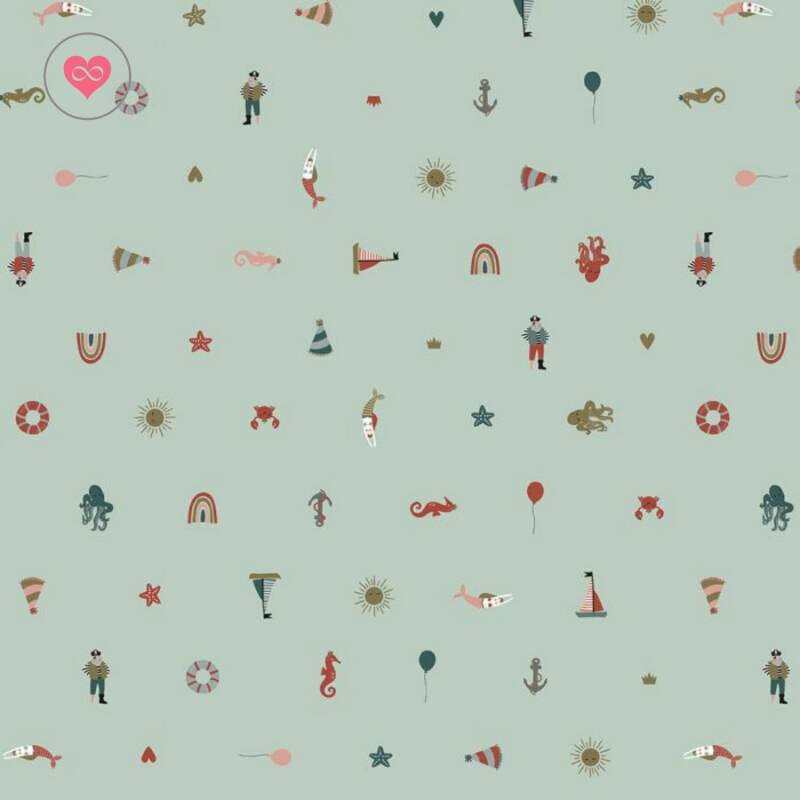 Cadeaupapier | House of Products | Icons Ocean | Dubbelzijdig