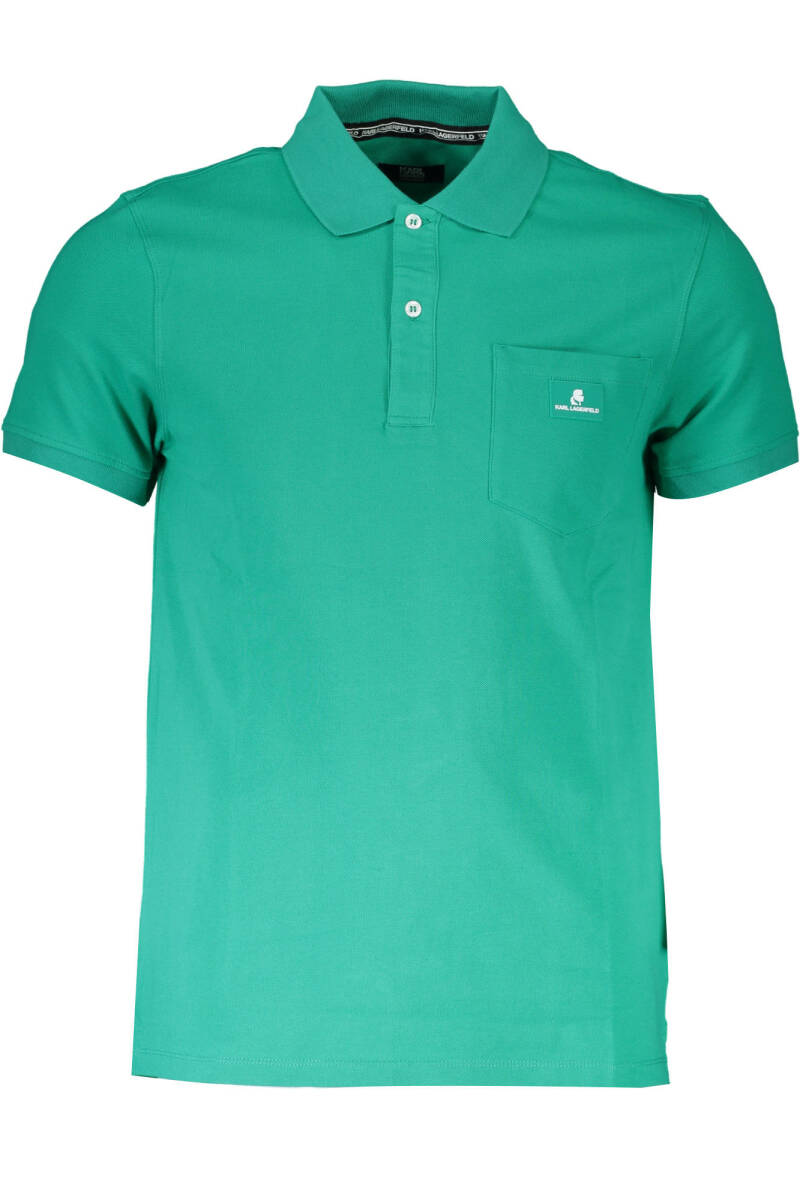 Karl Lagerfeld polo grreen