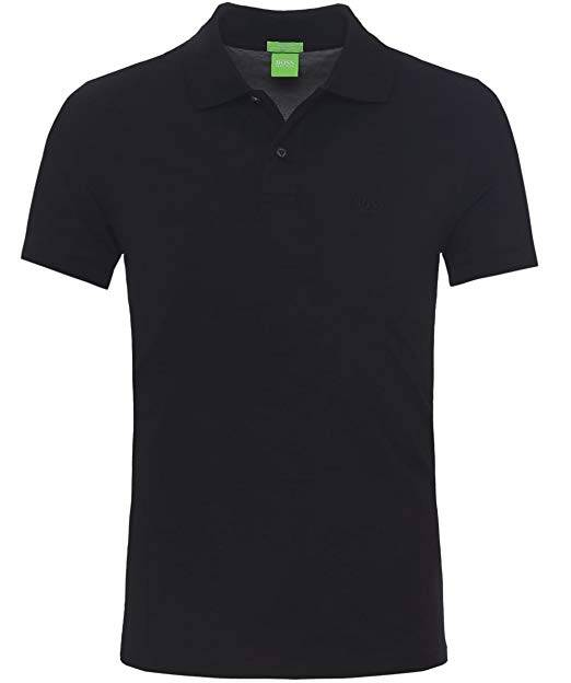 BOSS POLO BLACK