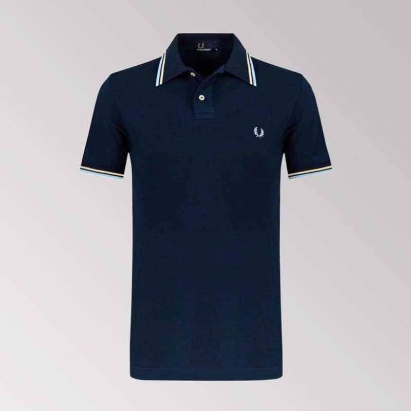FRED PERRY BLUE