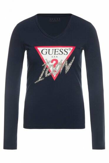 Guess jeans long sleeve black