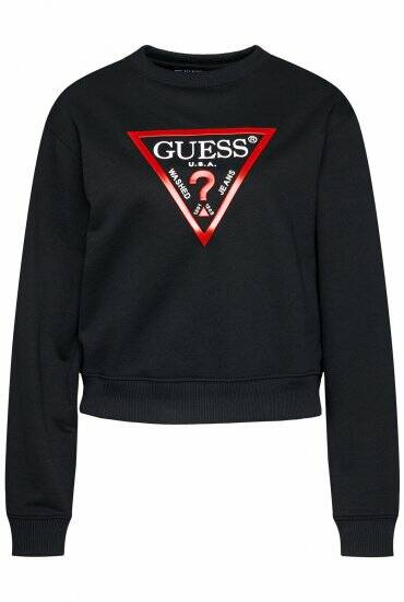 Guess sweater black
