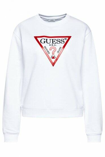 Guess sweater white