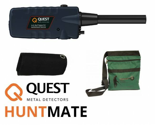 Quest Huntmate pinpointer