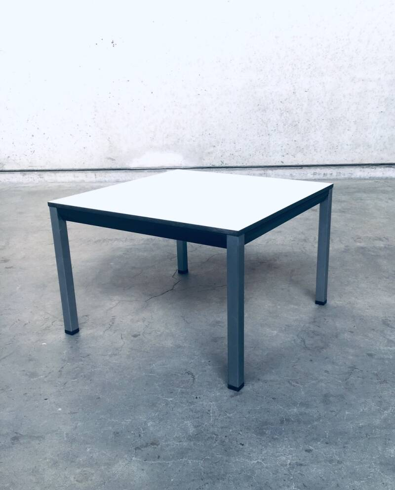 MCM Square Facet Coffee Table by Friso Kramer for Ahrend De Cirkel, 1970s Holland