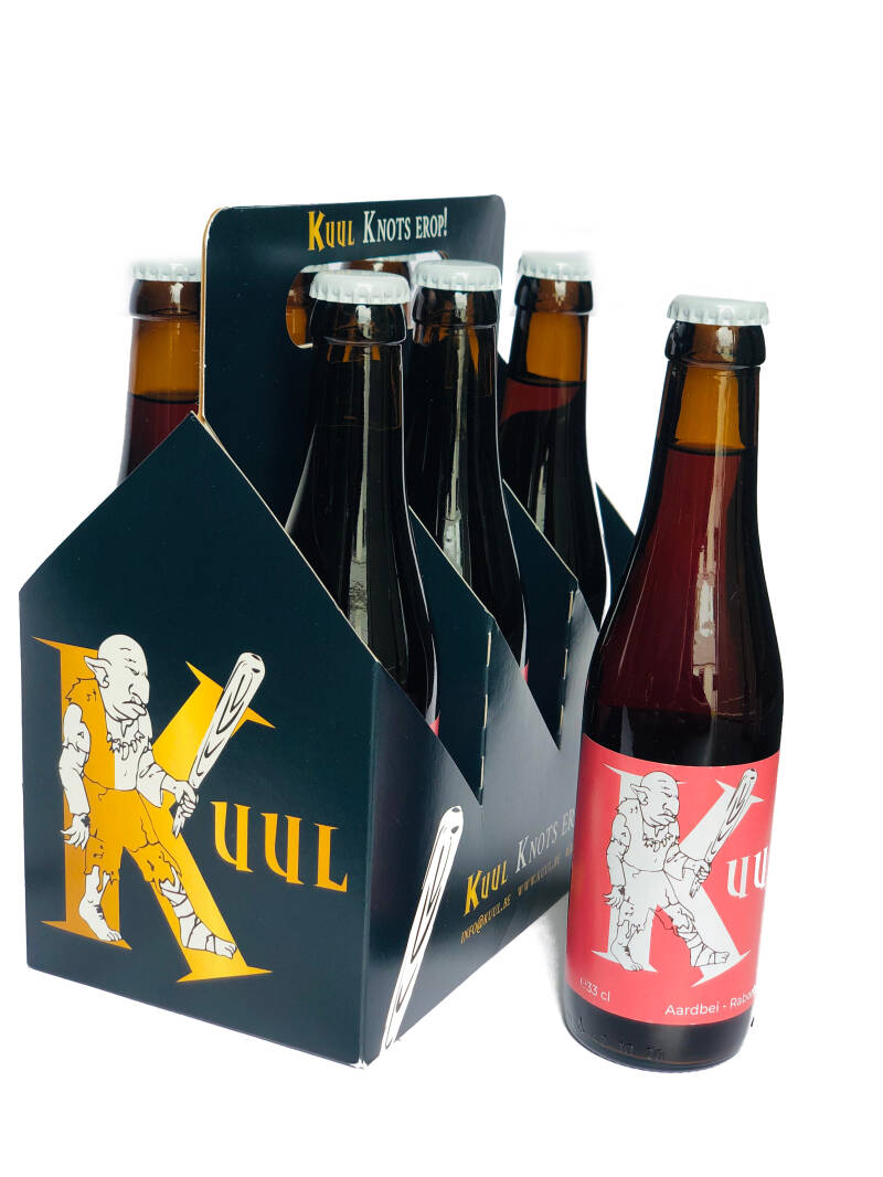 6-pack Kuul D'Ess red 8%