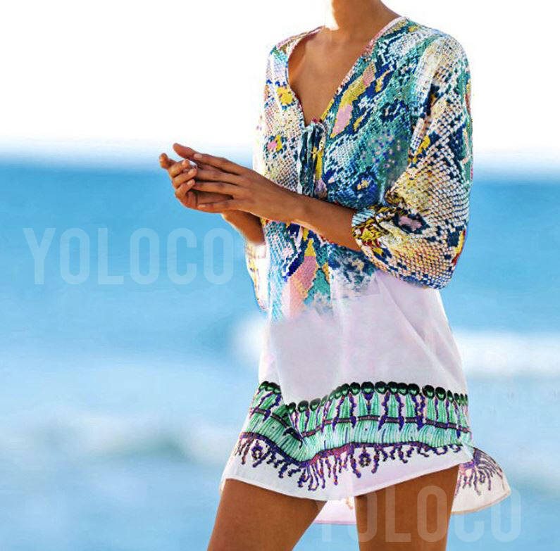 BeachDress CoverUP IBIZA (YBD004)