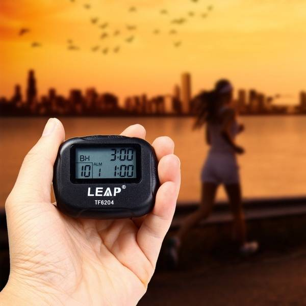 Draagbare Interval Timer Leap TH6204 FitForce
