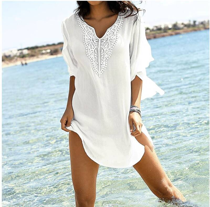 BeachDress Strandjurkje Easy White (YBD001)