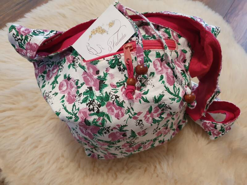 Shoulderbag ~ Mawar Pink