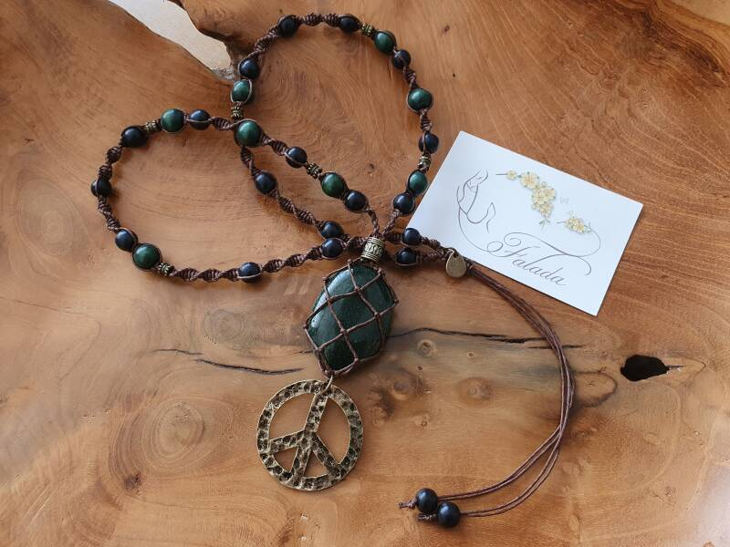 Falada's ~ Peace of Fuchsite XL