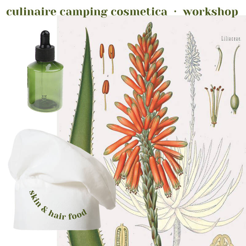 CULINAIRE CAMPING COSMETICA