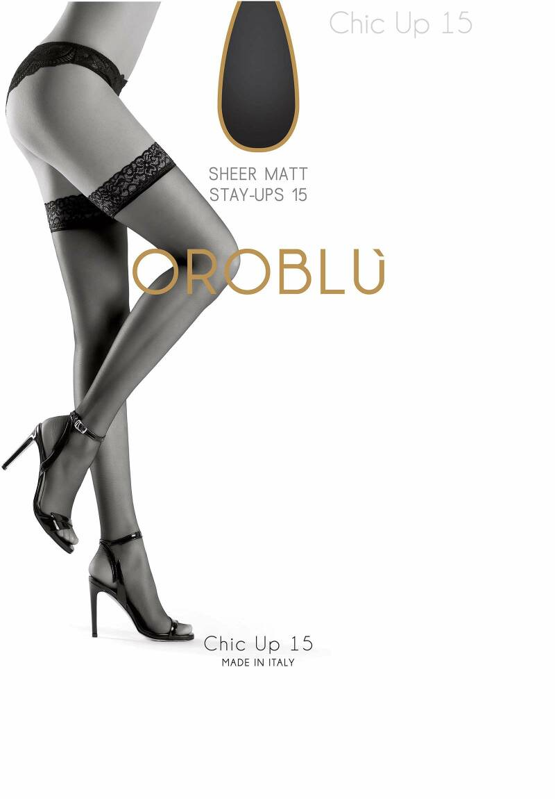 Bas chic up Oroblu