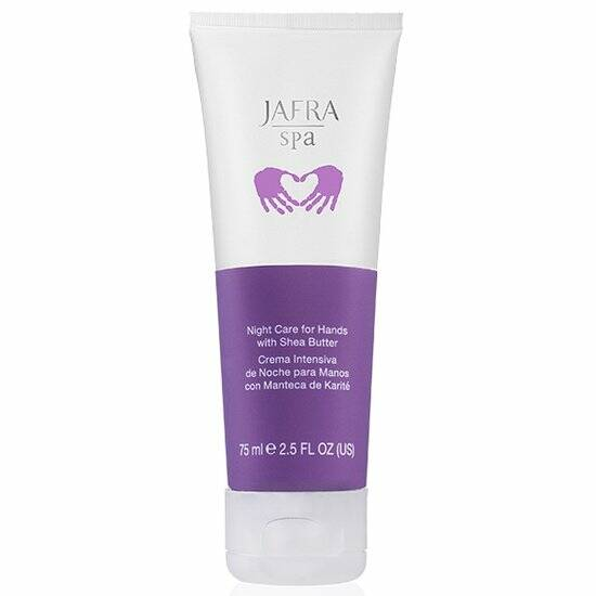 Spa Hand Care Night with Shea Butter l Handcrème