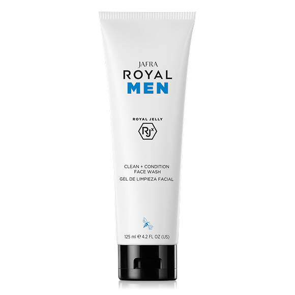 Royal Men Clean + Condition Face Wash l Reiniger