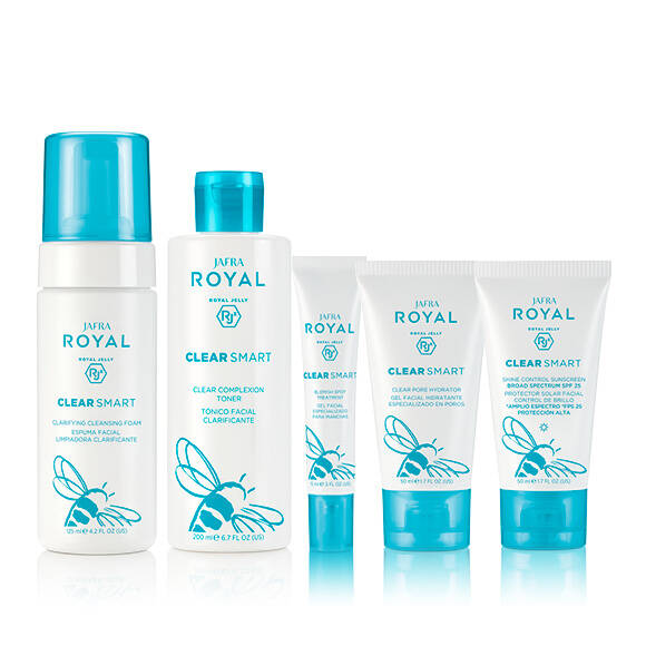 JAFRA ROYAL Clear Smart Ritual set