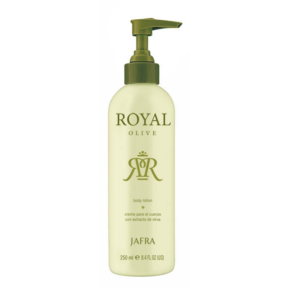 Royal Olive l Body Lotion