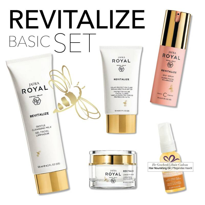Royal Revitalize Basic Set l Voordeelpakket