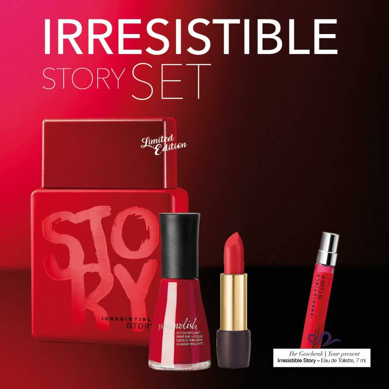 Irresistble story set